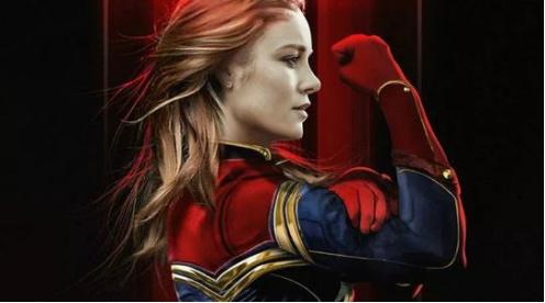 惊奇队长史上最尴尬的漫威英雄,女主光环太强大