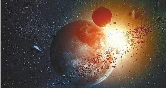 《流浪地球》吴京导演一场人类与星球之间的抗争
