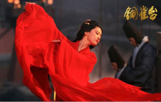 剧中那些女主的绝色舞姿,最后一个才是经典