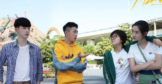 少年派:邓小琪帮妙妙化妆,惊艳到钱三一,江天昊夸太搞笑