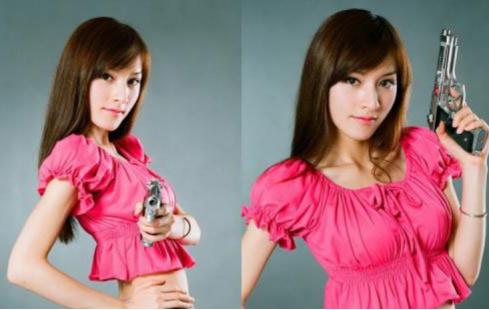 陈淑仪与徐子淇谁漂亮?两个漂亮女明星,命运却走向不同!