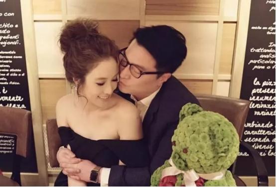 徐子淇面相太好,怪不得能嫁入豪门,成为国际贵妇!
