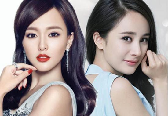 娱乐圈有多少真闺蜜?杨幂换的最勤快,刘亦菲总是那两位!