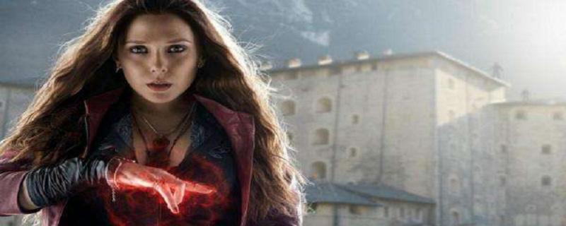 哥斯拉女主角是绯红女巫吗