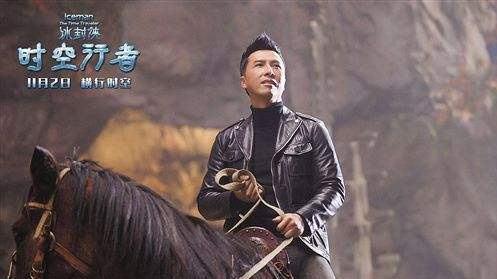 甄子丹穿越到香港的电影