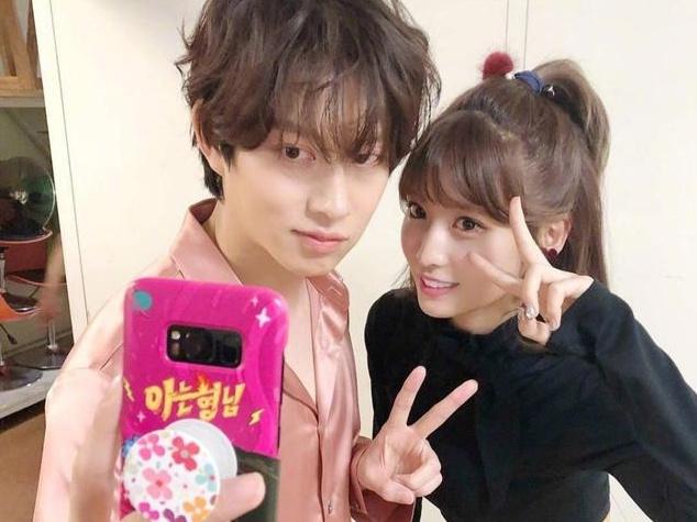 2020新年第一甜!金希澈与女团日籍成员公开恋情,网友:祝福!