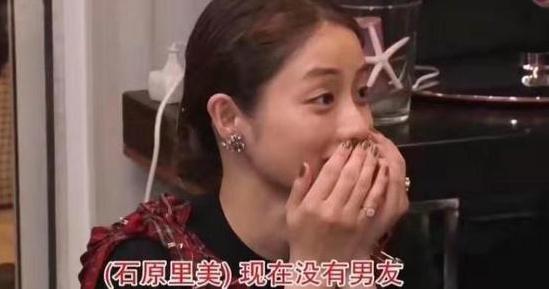 """石原里美节目中承认没有男朋友,大曝理想类型是""""御宅族""""!"""