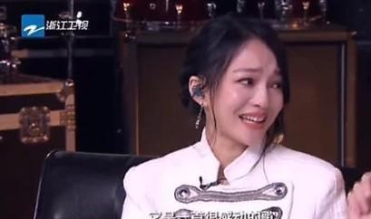 张韵涵节目上哽咽落泪,疑似与范玮琪之间的过往有关???