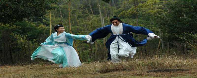 祝英台白衣出嫁是第几集