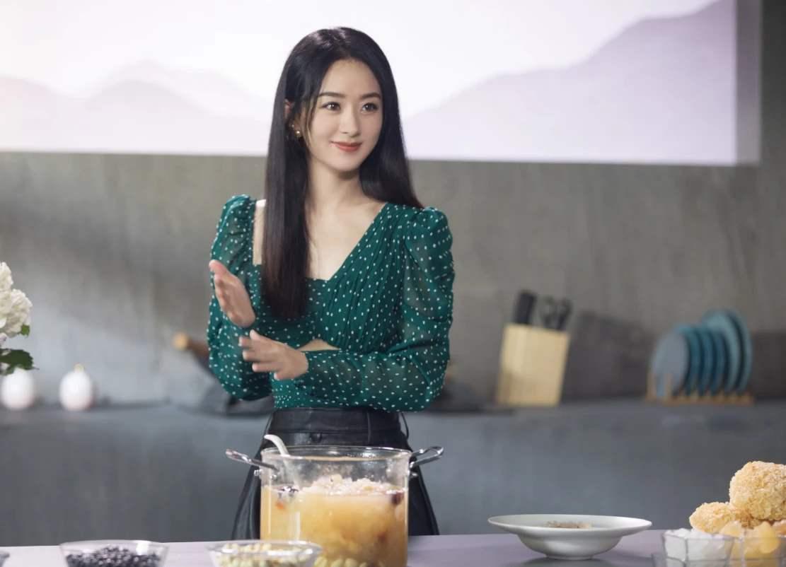 赵丽颖参加的《中餐厅》即将开播,又要录制另一综艺?赵丽颖和王一博再次合体?
