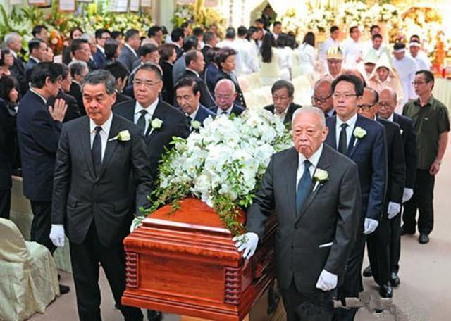 葬礼扶灵是什么意思,有什么讲究,在香港扶灵意味着什么?
