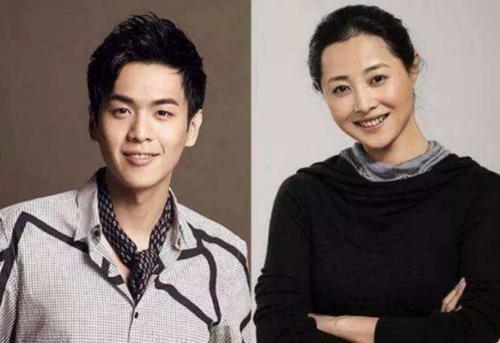 张若昀和继母刘蓓关系好么