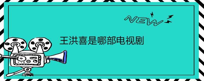 王洪喜是哪部电视剧
